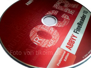 ABBYY FineReader OCR Software