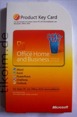 Microsoft Office Business PKC Version