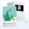 Amazon Geschenkkarte