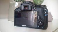 Canon EOS 100D Bildschirm