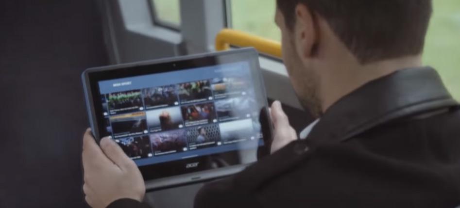Acer Convertible Notebook