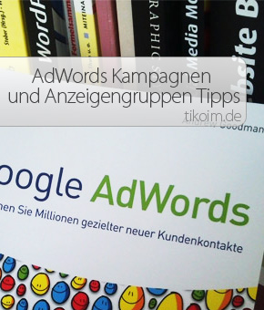 AdWord Tipps