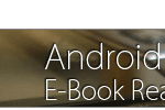 Android E Book Reader