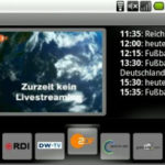 Android TV Fernseher