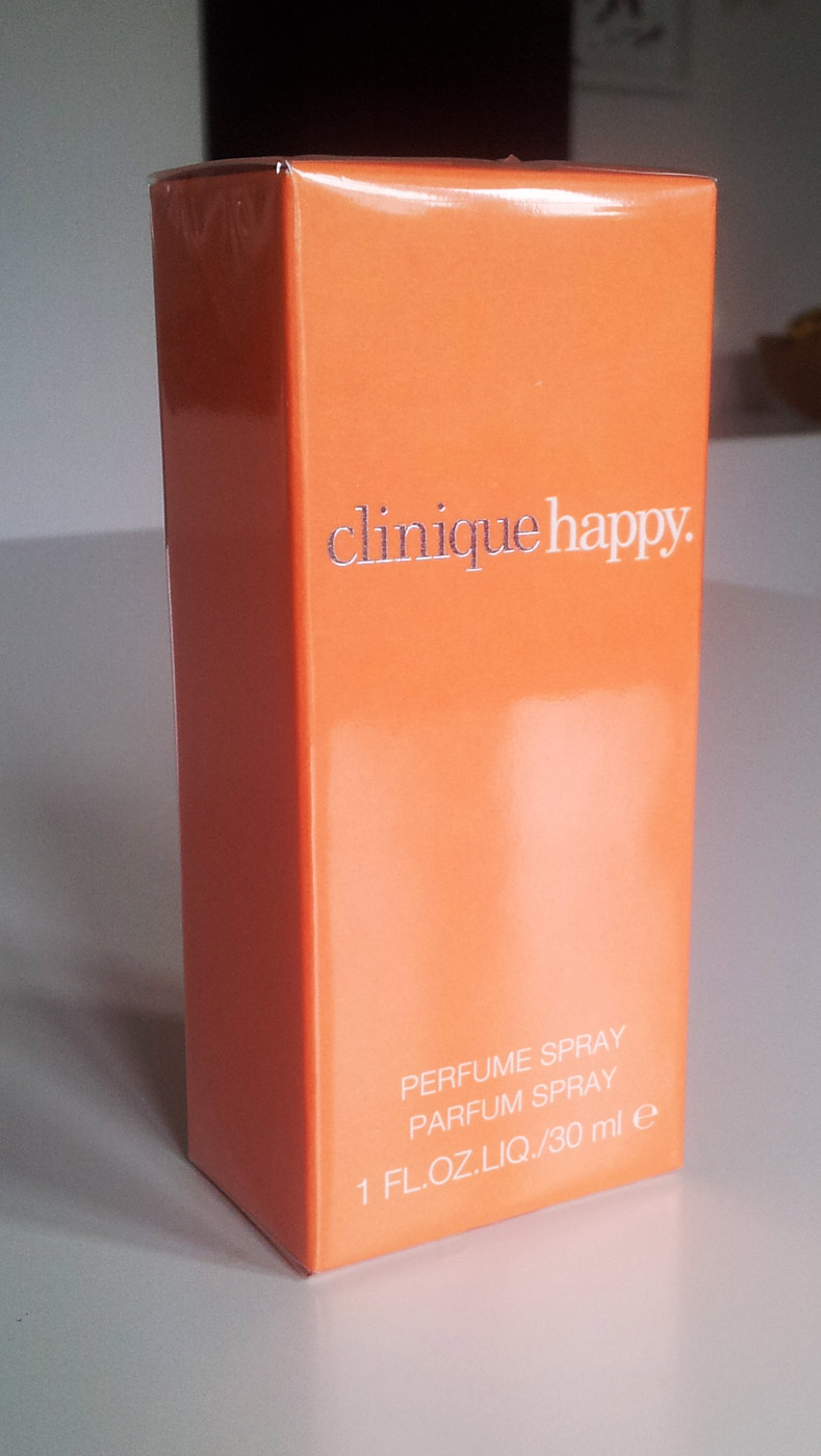 Clinique Happy Parfum Women