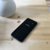 Galaxy S7 Rückseite