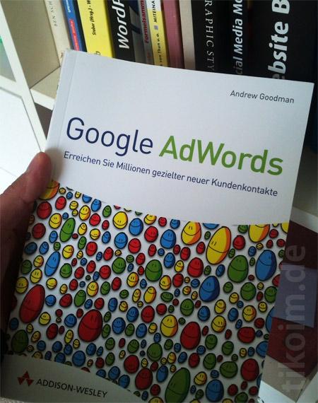 Google Adwords Buch