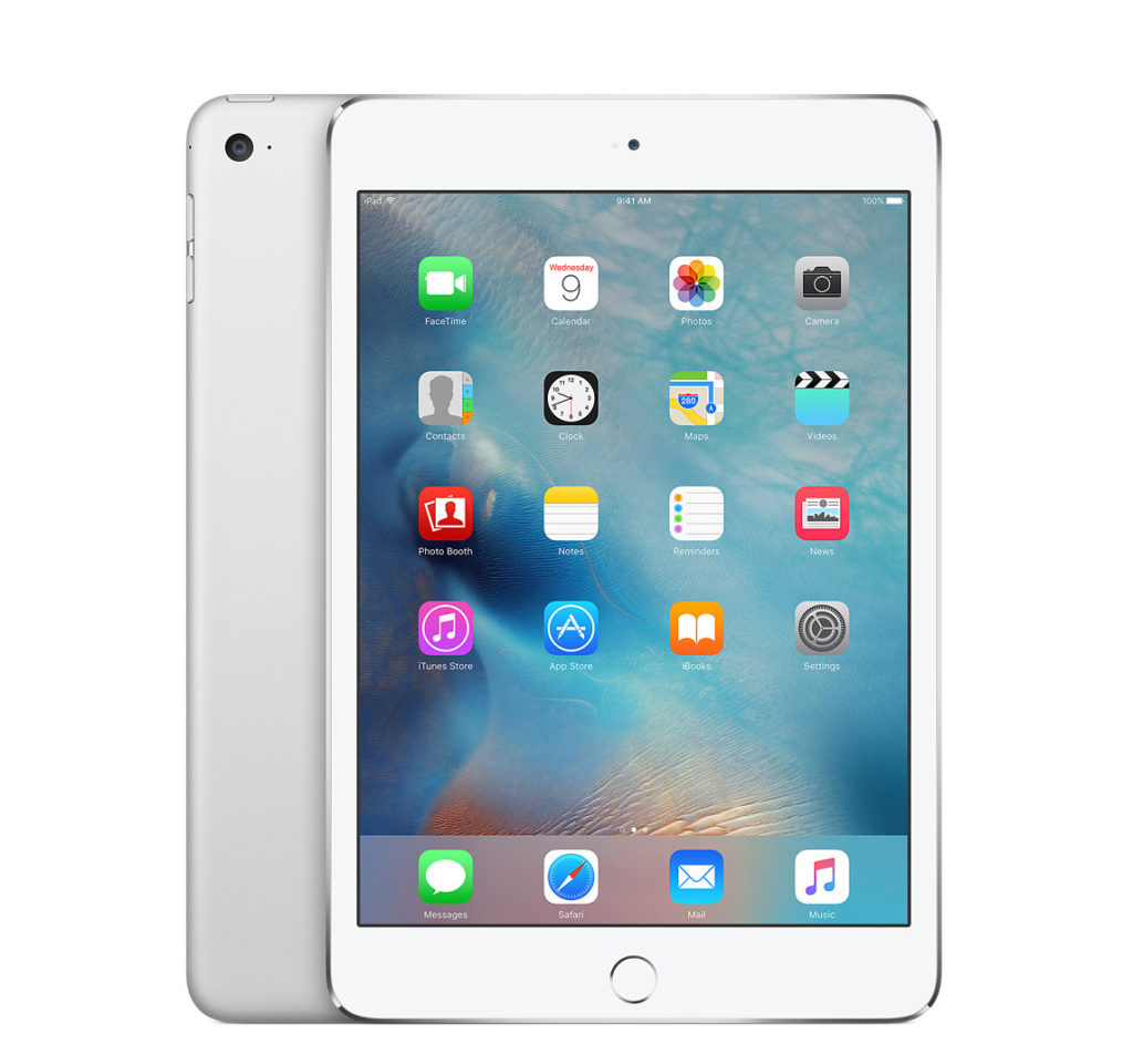 iPad-Mini 4 2015
