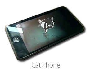 iCat Phone - iPhone