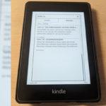 Amazon Kindle Notizen Markierungen