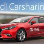 Lidl Carsharing - Mazda 3