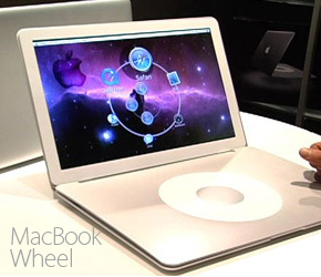 Macbook Wheel