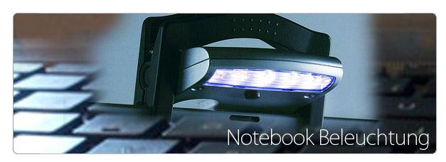 Notebook Beleuchtung - Lampe Tastatur