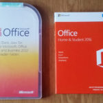 Office 2010 Home & Business vs 2016 Home & Student