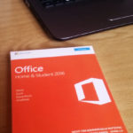 Office 2016 Home & Student Verpackung