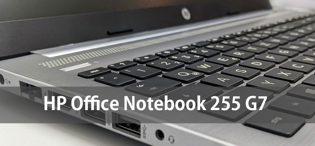 Office Notebook HP 255 G7