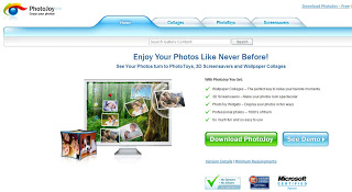 Photojoy Webseite Collagen