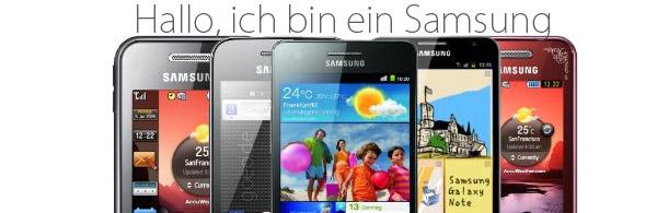 Samsung Handys