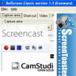 Screencast Tools