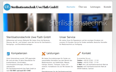 www.sterilisationstechnik-flath.de