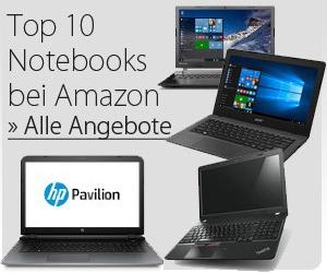 Top 10 Notebooks