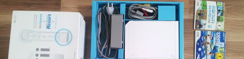 Wii Karton