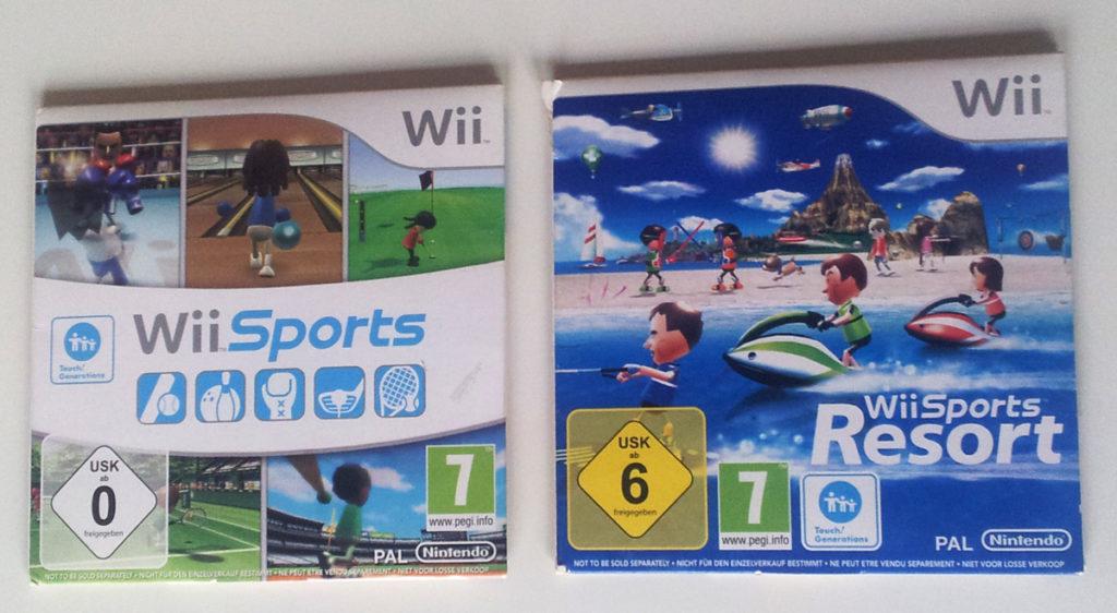 Wii Sports & Wii Sport Resort